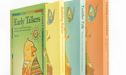 Early Talkers Box Set 2