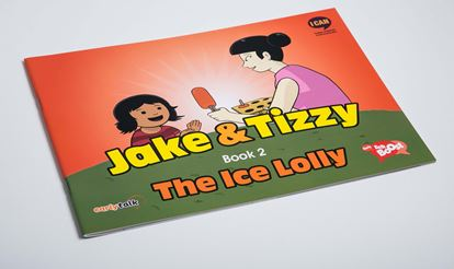 Jake and Tizzy Book 2 – the Ice Lolly!